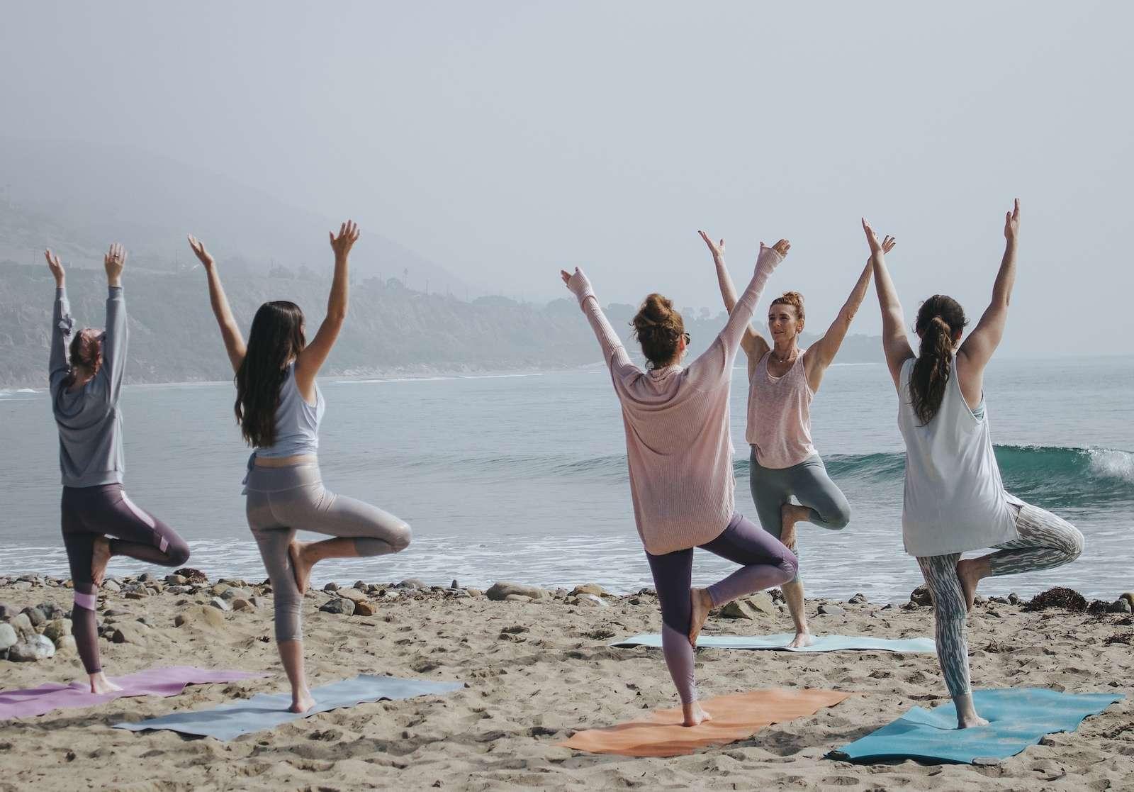 Fast Kundalini Yoga Kriya to Strengthen the Aura