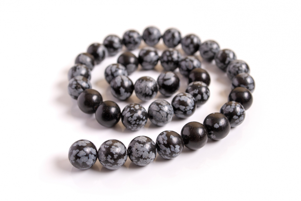 Snowflake Obsidian: Learn About Its Benefits and Powers