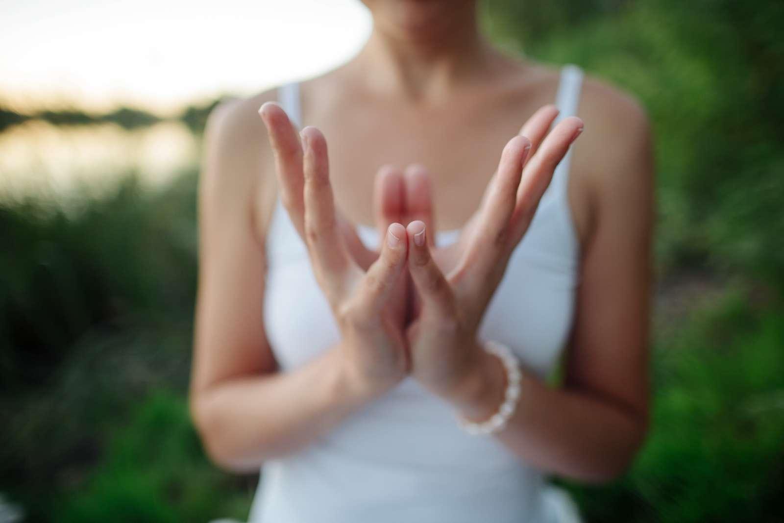 Lotus Prayer to Attract Prosperity