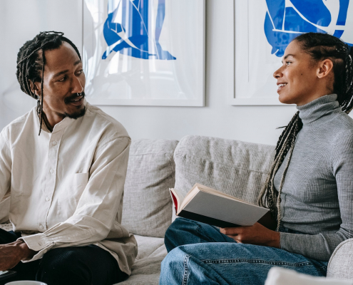 Strengthen Your Relationships with the Conscious Communication Meditation - Photo by Alex Green from Pexels