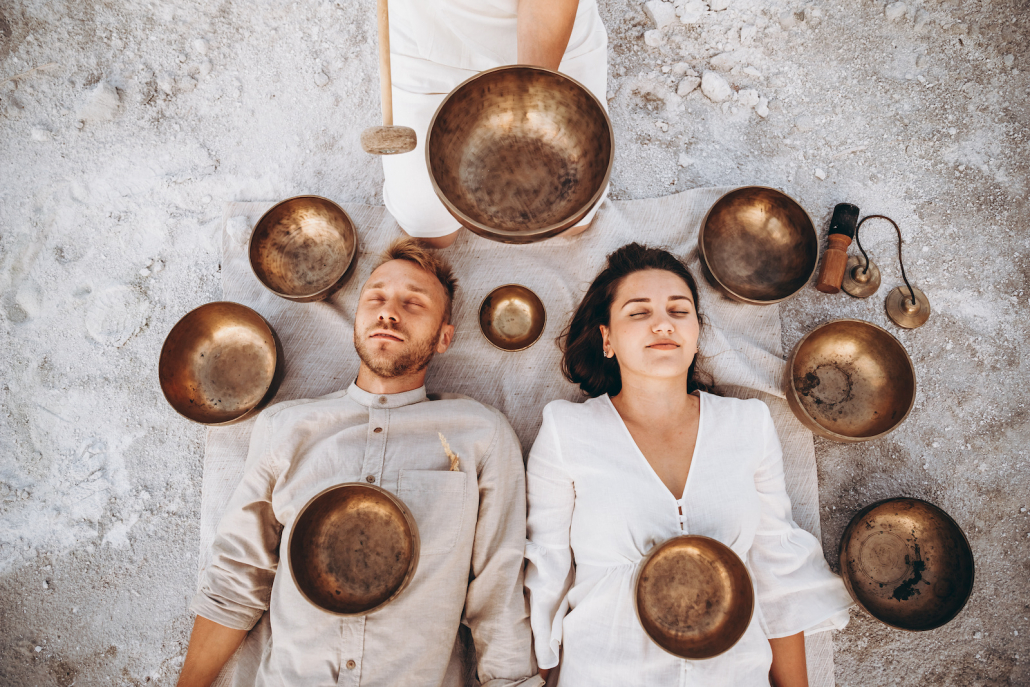 How to Relax and Unwind with a Sound Bath Meditation