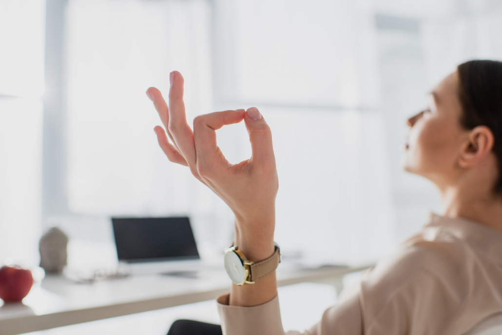 The Mental Benefits of the Gyan Mudra