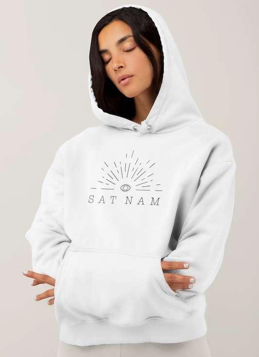 sat nam-hoodie
